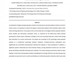 Journal of Online Doctoral Education