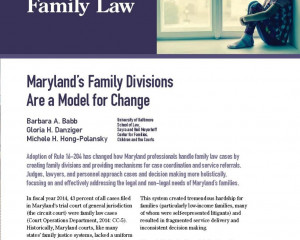 Trends in State Courts: Special Focus on Family Law and Court Communications