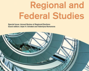 Regional and Federal Studies, Routledge