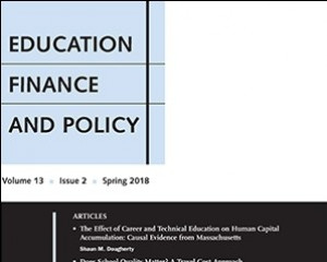 Education Finance and Policy, 13(2), 227-255