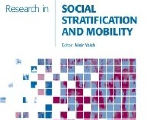 Research in Social Stratification and Mobility, 29, 263-285