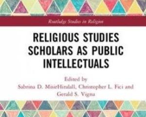 Religious Studies Scholars as Public Intellectuals