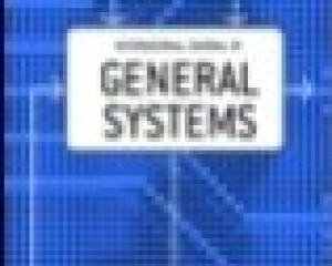 International Journal of General Systems