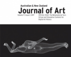 Australian and New Zealand Journal of Art