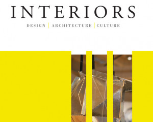 Interiors: Design/Architecture/Culture
