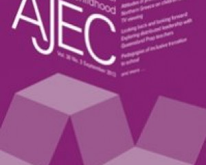 Australasian Journal of Early Childhood