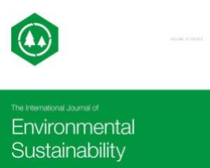 International Journal of Environmental Sustainability