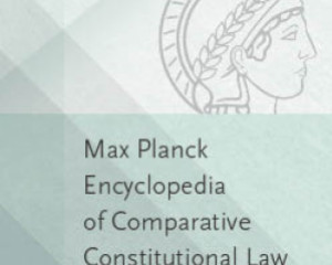 Max Planck Encyclopedia of Comparative Constitutional Law, Oxford University Press