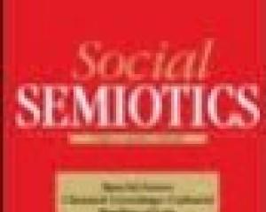 Social Semiotics