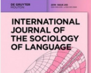 International Journal of the Sociology of Language, March 2019, De Gruyter Mouton