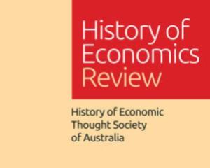 History of Economics Review