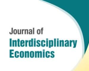 Journal of Interdisciplinary Economics