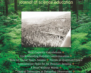 Resonance-The Journal of Science Education