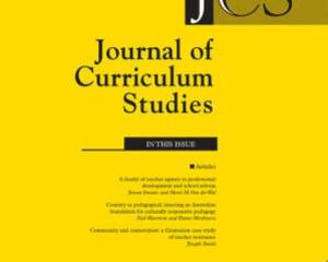 Journal of Curriculum Studies