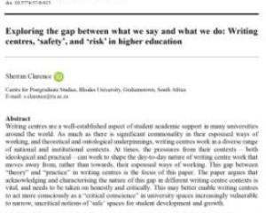 Stellenbosch Papers in Linguistics Plus