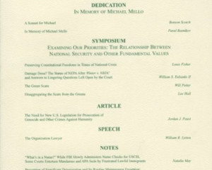Vermont Law Review, Vol. 34