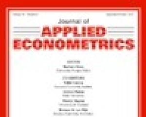 Journal of Applied Econometrics 30(6)