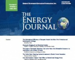 The Energy Journal 37(1)