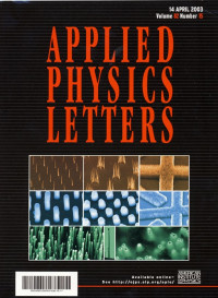 Cover_Apply Phys. Lett.