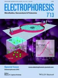 Cover_Electrophoresis