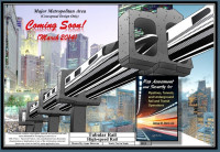 Tubular Rail - Art Work