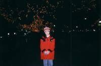 Young Anna in San Antonio Texas