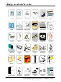 Participatory Design Game Icons