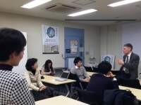 Thomas R. Klassen - Guest lecture at Kyushu University, Japan - January 2015