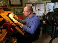 Tom Bancroft, Animating
