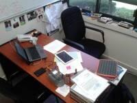 My office at UDLAP