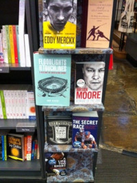 Floodlights and Touchlines at Waterstone's, Birmingham