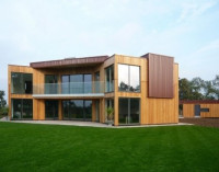 Zero-Carbon Solar House - Leicestershire