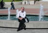 Visiting scholar at UC Berkeley, CA in 2007