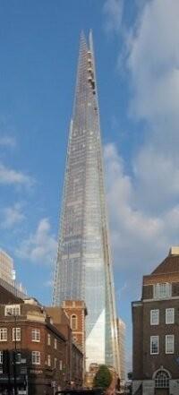 Glass - The Shard, London