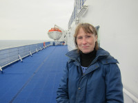 On the way to the Faroes