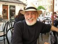 John Gottman in summer hat