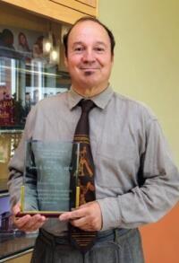 Photo Forte NASW Award SU Annual Report 2011