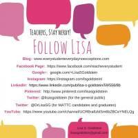 Follow Lisa