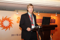 Presenting in China