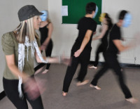 image for theatre in practice : a students handbook - photographer matt cooper