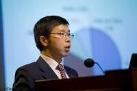 Hongyi Lai spoke at Woodrow Wilson Center in Washington, D.C., USA