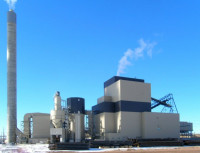 Unit 4 of the Wygen II Complex of Black Hill Energy, Wyoming, USA