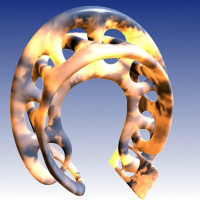 Flow on an arbitrary surface