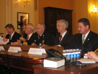 Testifying Before US Congressional Subcommittee