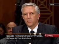 Testifying Before the US Senate