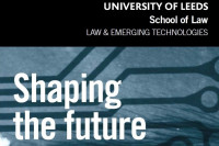 Shaping the Future: Law and Emerging Technologies