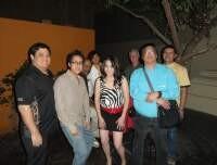 At Interop with the Guadalajara Interns