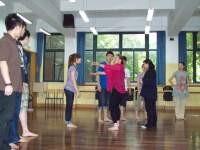 Movement Workshop in Shanghai