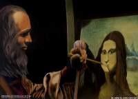 Dreaming of Mona Lisa