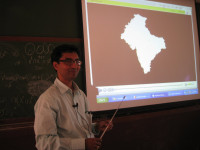 Lecture at ISI-Bangalore on 18 March 2009